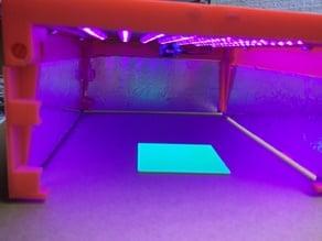 Compact DIY UV lamp