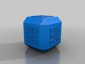 qr code dice