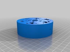My Customized Gear Bearing E-Cig holder 30mm