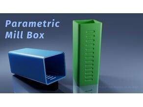 Parametric Mill Box