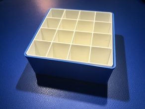 Sortimo 100 4x4 Divider