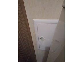 Hidden Door Handle