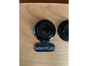 Arcade Button Labels