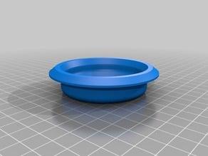 Durst recessed enlarger Lens Board (Siriotub)