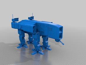 GDI Mammoth MK2 Assualt Walker