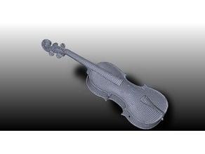 Antonio The Violin (3D scan)