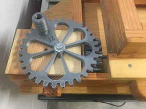 Box Joint Jig Gears