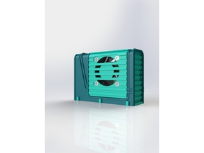 ePIc Pi Order 66 ( Raspberry pi 2 and 3 case)