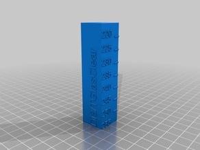 Duplicator i3 v2 Temp Cal Tower TaulmanTGlase Clear
