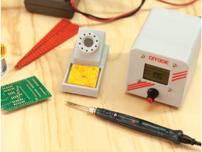 USB Soldering Station with Adjustable Power