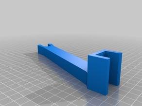 Remix of spool holder - easier printable