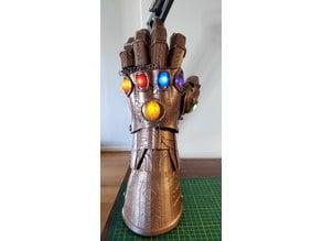 Modified Infinity Gauntlet Forearm