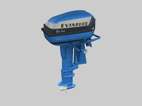 evinrude big twin Outboards
