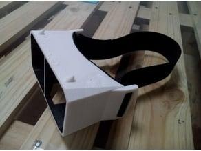 """NEW 3D model """"VR CardBoard"""" for smartphones!"""