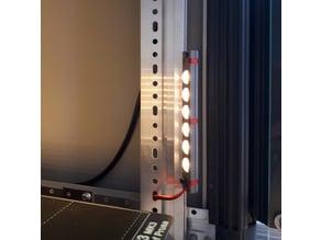 3HU Server Cabinet Lamp