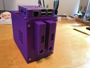 HDD enclosure for Raspberry Pi (or SATA-to-USB)