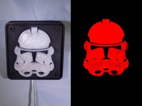 StormTrooper LED Light/Nightlight