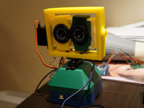 USB camera gimbal