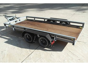 Scale 1/10th RC Car Trailer