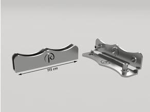Small TUSH 115mm edition (Kodama spool holder)