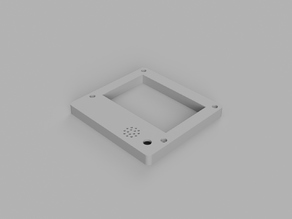RepRapDiscount Full Graphic Smart Controller Cover