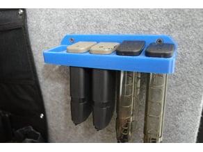 Glock Mag Rack