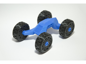 Bearing Car Toy