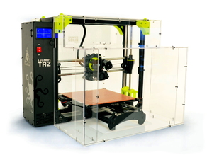 Lulzbot Taz6 Enclosure v3