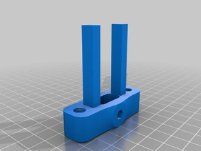anet a8 X axis tensioner