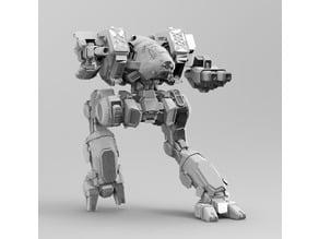 Mechwarrior Online Black Lanner Prime
