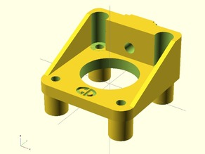 3DRAG/K8200 Z-Axis Supports 1.0 (motor)
