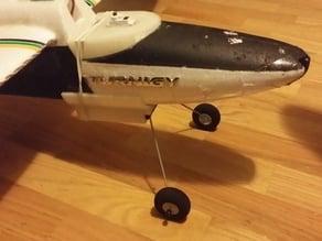Bixler 2 landing gear