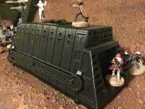 Railcars (legion scale)