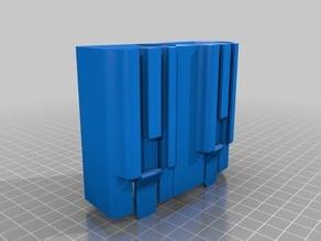 Universal Dual Magazine Cargo Pocket Holster