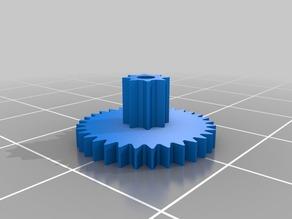 My Customized Cogwheel 6.5