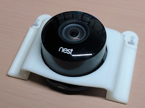 Nest Indoor Cam Mounter for 3M Command Tab