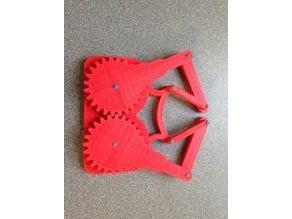 Simple Robotic Clamp