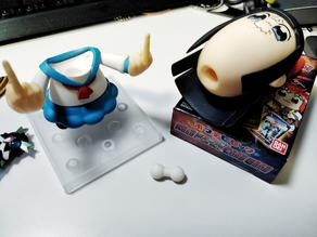 Nendoroid Pipimi Neck joint replacement