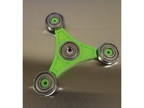 Open wheeled Fidget