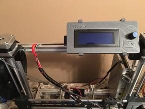 discount reprap LCD Mount folgertech