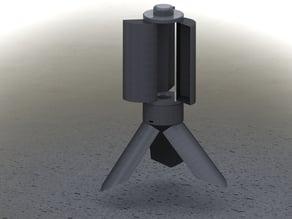 Small Portable Wind Turbine