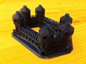 Six Tower Castle