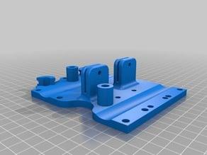 Enhanced X-Carriage for TAZ printers
