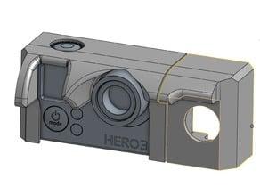 S800 GoPro & FPV Cam Mount