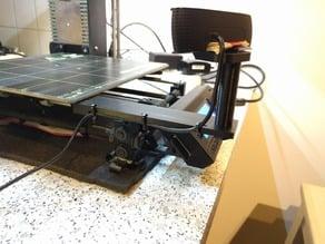 Logitech C920 bed mount for Original Prusa i3 MK2