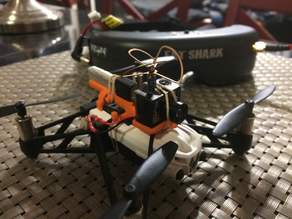 FPV Camera mount for Parrot Hydrofoil and Rolling Spider