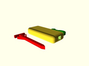Parametric Zip Toggle