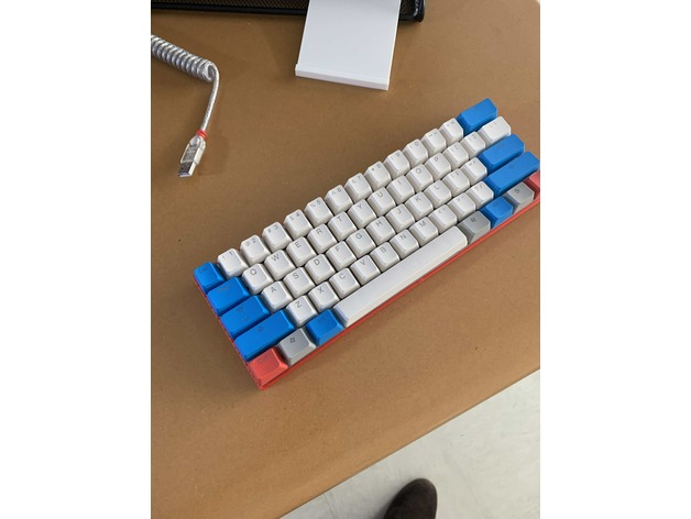 60 Keyboard Case STEP by VanBot112 - Thingiverse