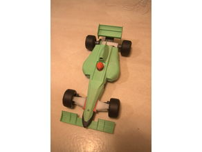 HPD F1 V2.1 A competition grade R/C car
