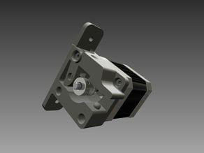 Extrusor Bowden MK7 623zz